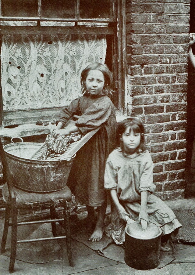 London Street Children, 1900s (1)