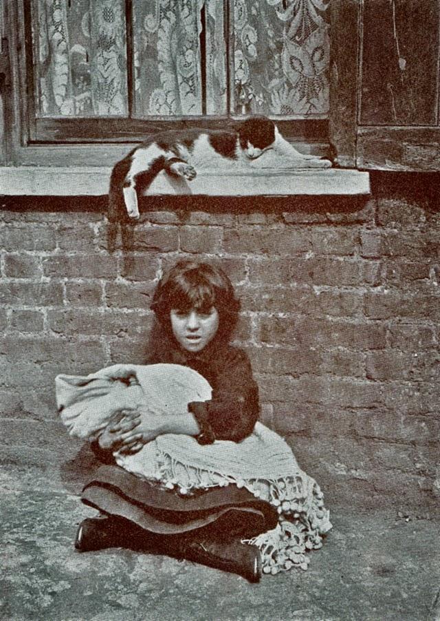 London Street Children, 1900s (5)