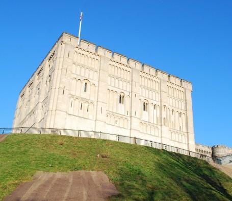 norwich-castle-1818317_1920