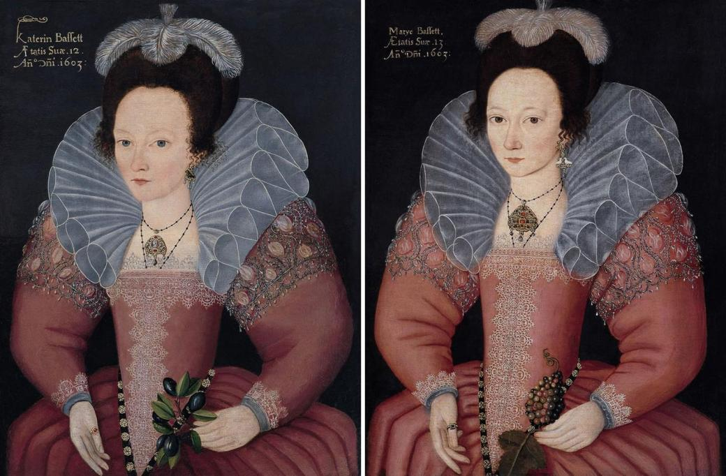 Katherine and Mary Bassett