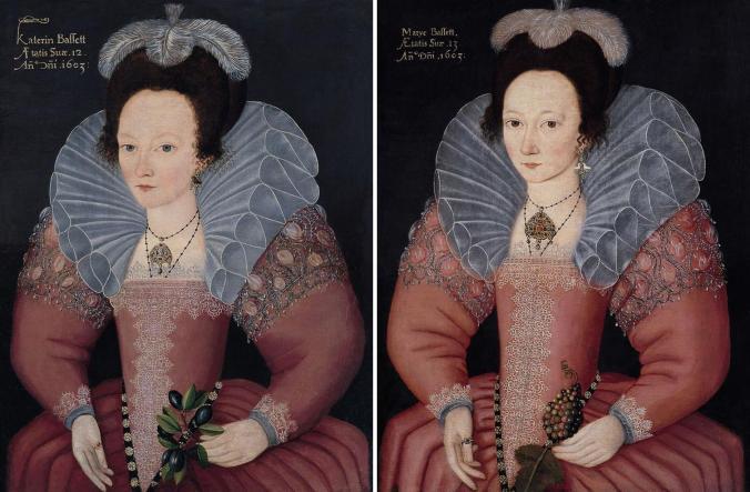 Katherine and Mary Bassett