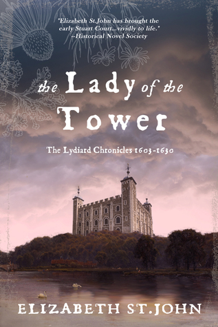 Lady in the Tower by Elizabeth St John