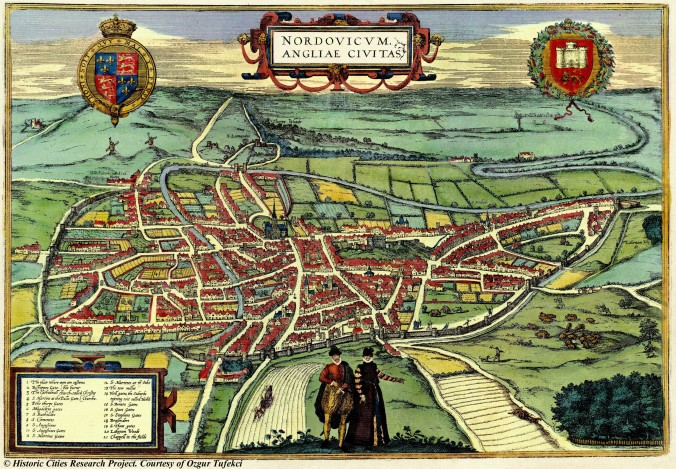 Nordovicum_(Map_of_Norwich,_1581)