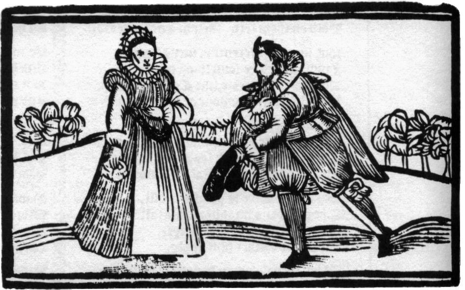 Elizabethan Courtship